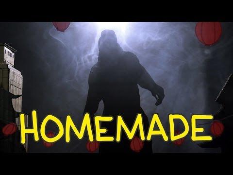 Godzilla Trailer - Homemade Shot for Shot