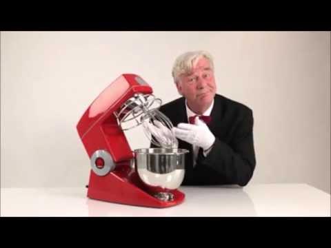 Video Bear Teddy Mixer