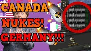 HOI4 Rule Britannia / Canada Speedchievement Guide - Самые