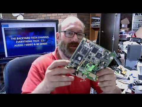 Teardown - ISDN modem