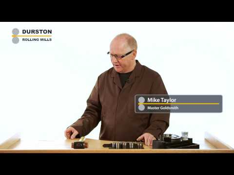 Disc Cutter Demonstration, Durston