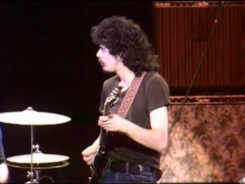 Santana - Soul Sacrifice - 8/18/1970 - Tanglewood (Official)
