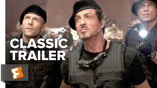 The Expendables (2010) - Official Trailer - Sylvester Stallone, Jason Statham Action Movie HD