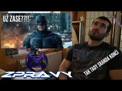 The Batman Reboot? | DC ZPRÁVY | FloTin