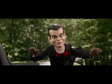 Goosebumps 2: Haunted Halloween (TV Spot 'Rules JB')