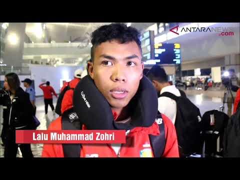 ANTARANEWS - Lalu Muhammad Zohri bertekad lolos ke Olimpiade 2020