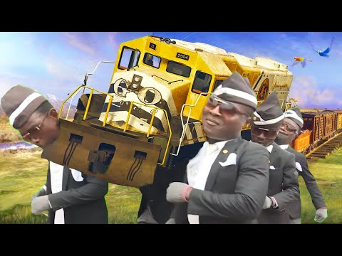 COFFIN DANCE  FUNERAL MEME #17  ASTRONOMIA Super Mario Cover BeamNG Drive