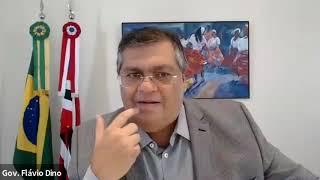 Intervenção do governador Flávio Dino na 1ª Plenária Virtual da Classe Trabalhadora, organizada pela CTB no sábado (20/06)