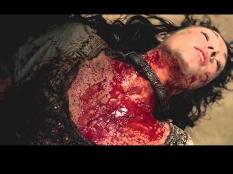 Spartacus Blood and Sand Suras death