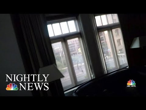 Police Arrest California Man Who Appeared To Simulate Mass Shooting In Videos | NBC Nightly News