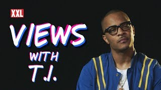 T.I. Shares His Views on Everything From Donald Trump to Tupac Shakur Comparisons