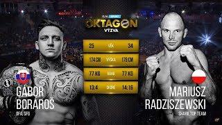 Oktagon 5 - Gábor Boráros vs Mariusz Radziszewski