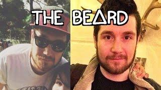 Dan Smith from Bastille, the Beard