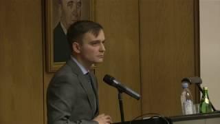 Защита диссертации Бахметьев А. С.