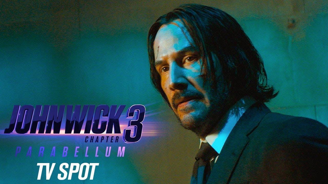 Trailer för John Wick: Chapter 3 - Parabellum
