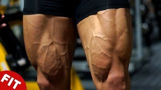 SECRET TO GREAT LEGS - QUADS & HAMSTRINGS WORKOUT