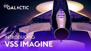 video: Virgin Galactic unveils its next generation spaceship, VSS Imagine