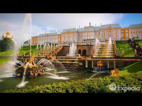 St. Petersburg City Video Guide   Expedia