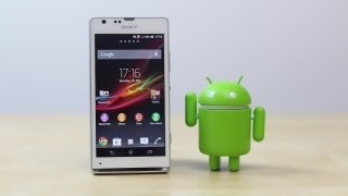 Review: Sony Xperia SP (Deutsch)    SwagTab