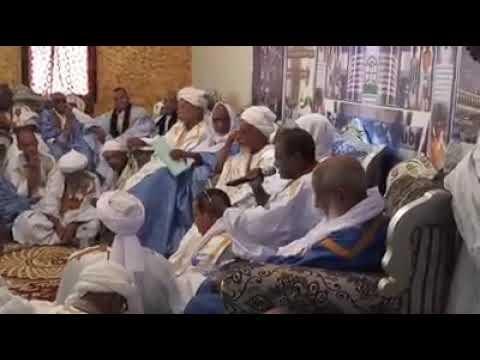 بالفيديو.. قصيدة التقي ولد الشيخ في ماكال طوبى 2018