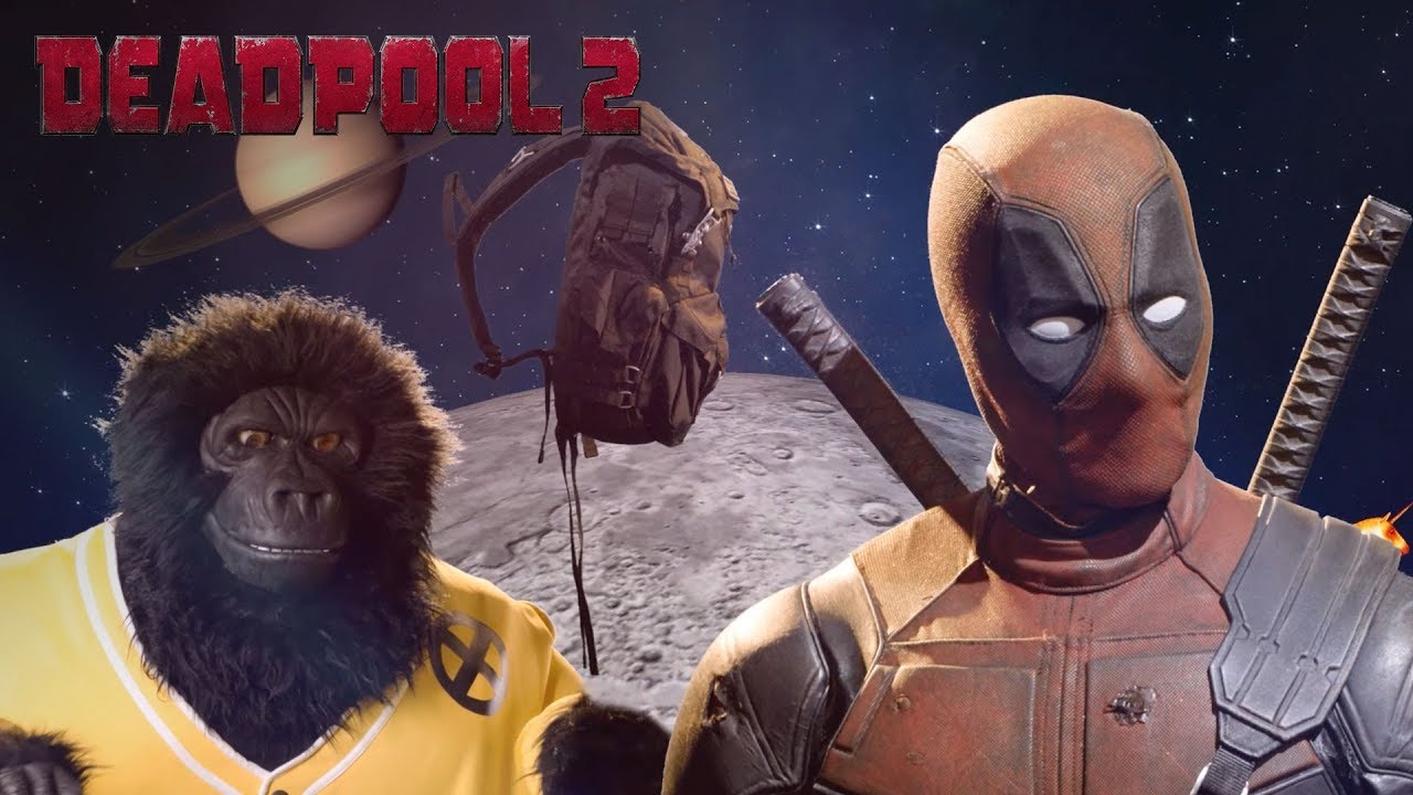 Deadpool and the Super Duper Band