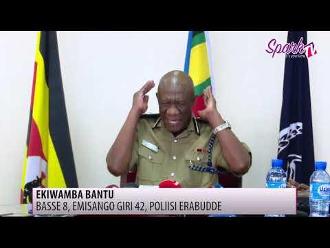 Ssaabapoliisi awadde abannayuganda amagezi: Tumukirizza kukwatibwa bantu batali mu yunifoomu