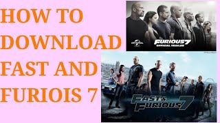 fast and furious 7 full movie in hindi download 720p