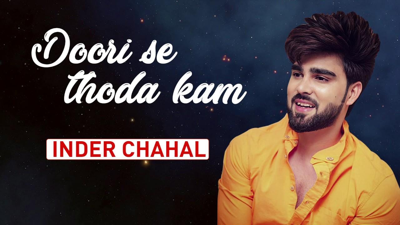 Doori Se Thoda Kam Song Lyrics in Hindi - Inder Chahal | Romantic Song