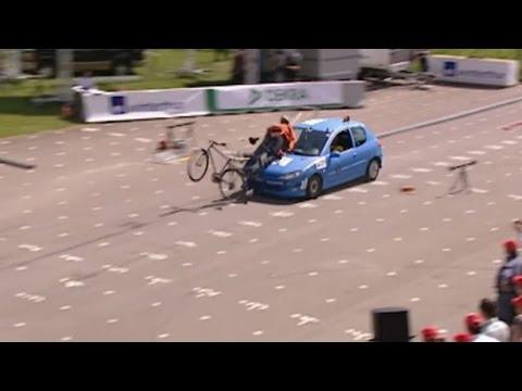 ADAC: Diese Fahrradhelme schnitten im Test am besten ab