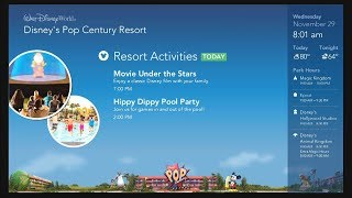 Your Disney Resort - Pop Century - WDW Resort TV - 1080p - HQ Audio