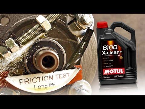 Motul 8100 X-Clean+ 5W30 Jak skutecznie olej chroni silnik?