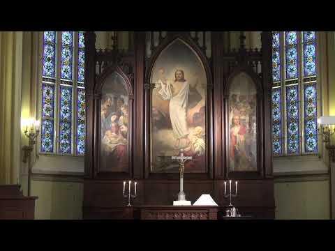 Rīgas Svētā Pāvila draudzes video tiešraide | 03.05.2020.