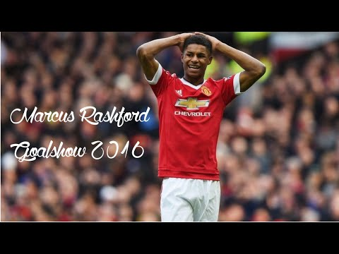 Marcus Rashford Goal Show – 2016 All 9 Goals – HD