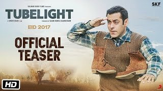 Tubelight trailer will be out tonight