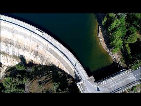 Presa Puentes Viejas Dron Phantom 4 Pro 1080p