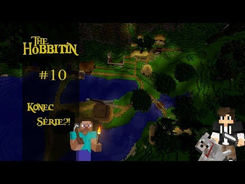 Hobbití Městečko [Konec série? + nová stavba !] #10