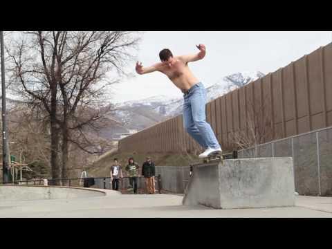 """""""F MONT"""" Fairmont Skatepark STE'"""