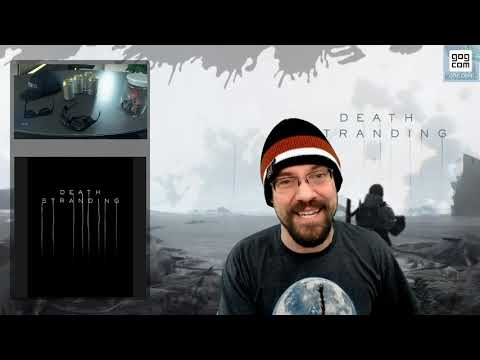 Cohh's Thoughts On Death Stranding