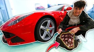 Buying My Dream Car Using Only Pennies