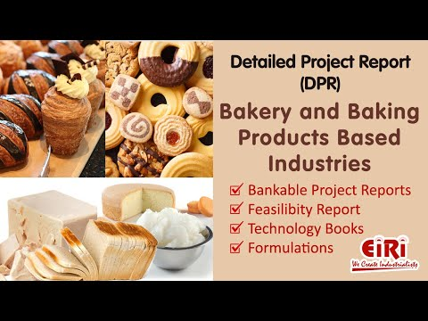 Project Report On Bakery Unit