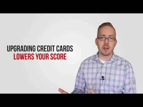Upgrading your Credit Cards