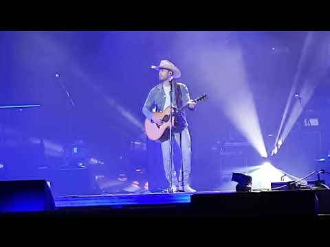 Dustin Lynch  - Cowboys & Angel's LIVE  C2C 2019 SSE  Hydro Glasgow - Mike Crockford
