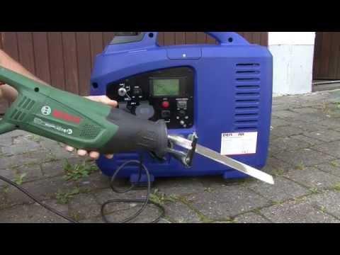 DQ 2200 Stromerzeuger