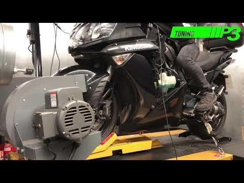 Exhaust Kawasaki GTR1400 SBK CARBON RM1190 - смотреть онлайн
