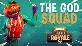 The God Squad! - Fortnite Battle Royale Gameplay - Ninja