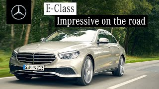 [오피셜] Driving Performance | Impressive Drive with the New E-Class