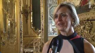 La Stampa Estera in Italia visita il Palazzo del Quirinale