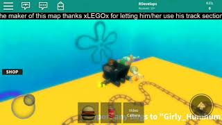 Roblox Cart Riders Vs My Admin Tools Th Clip - how to beat roblox isolator