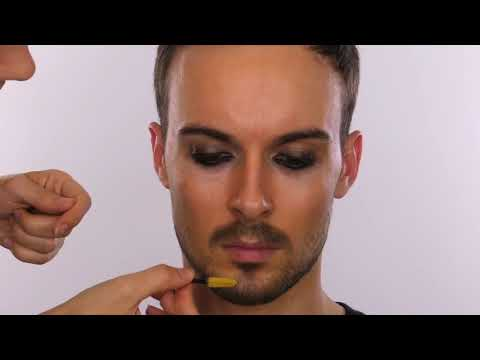 Maquillaje de Pirata Hombre