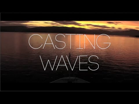 Casting Waves (Official Lyric Video) - Katie Buchanan